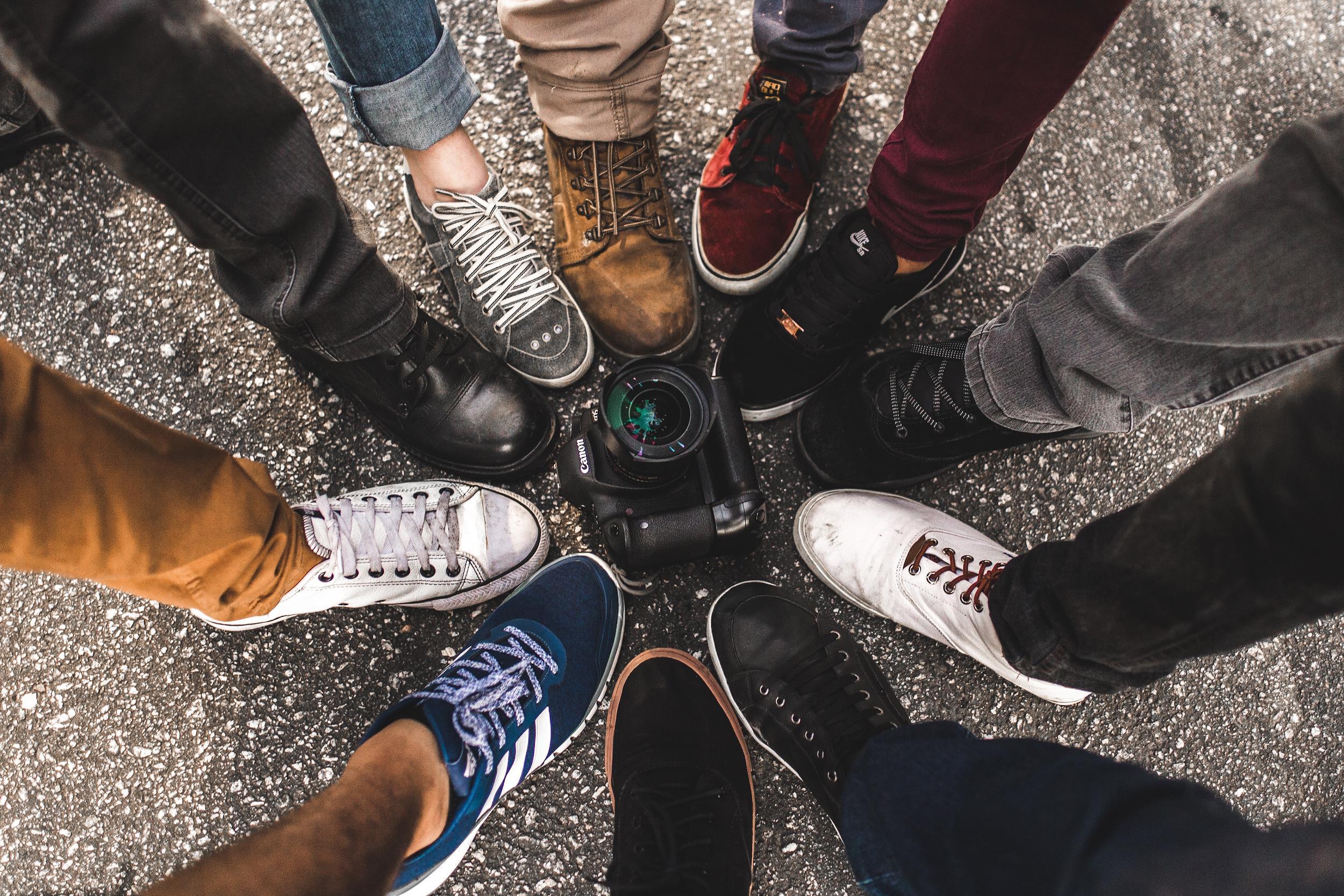 Основные критерии выбора детских кроссовок