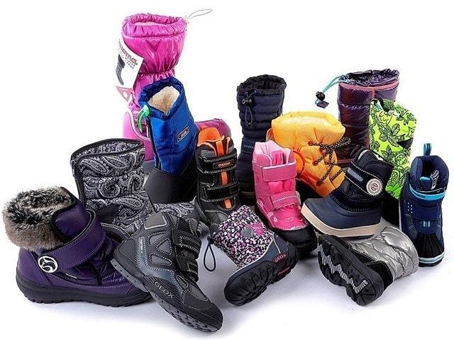 Критерии выбора детской зимней обуви: особенности и характеристики