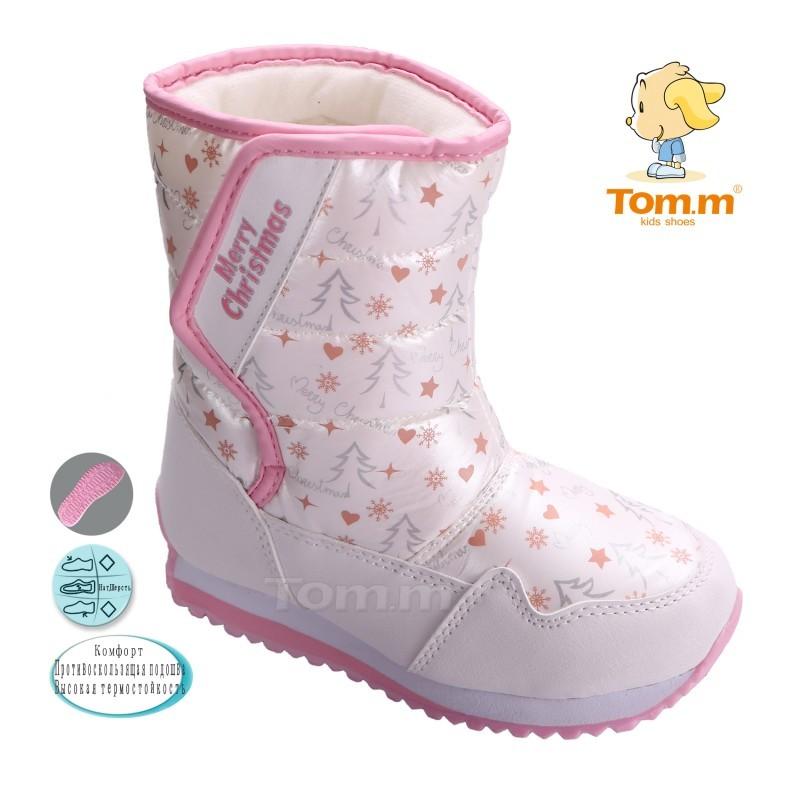 Ботинки Tom.m Для девочки 1536F