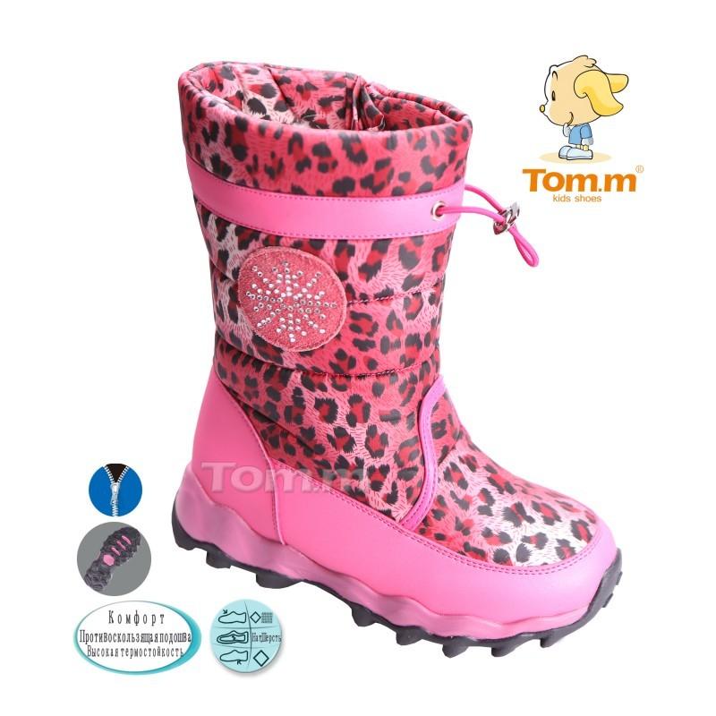 Ботинки Tom.m Для девочки 2043E
