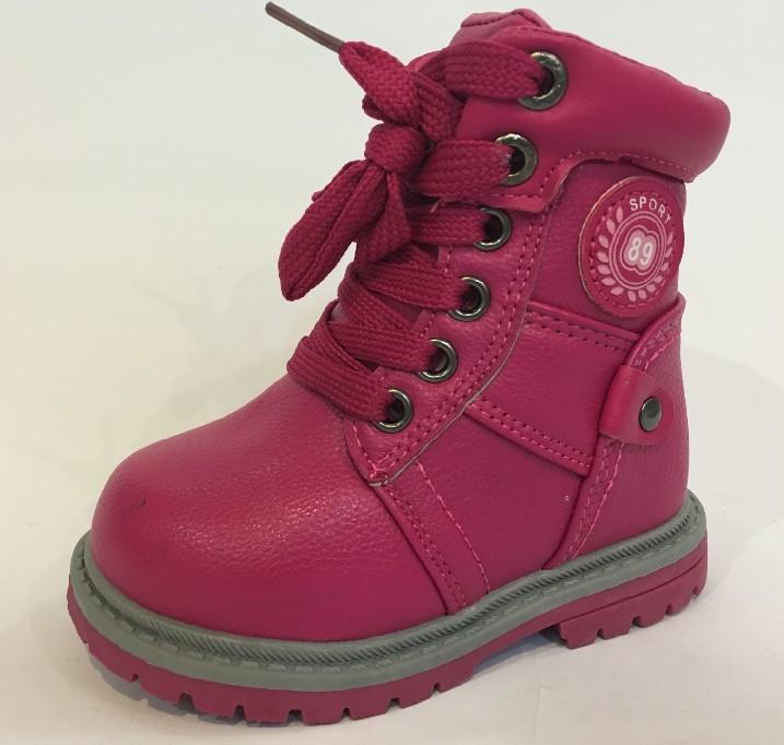 Ботинки Tom.m Для девочки 8691_B