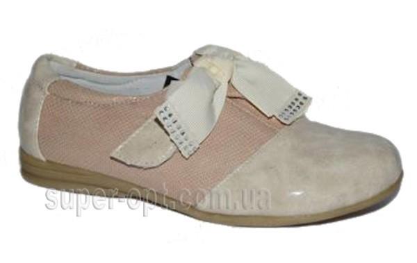 Туфли ВЕСЕЛЫЙ МИШКА Для девочки A3_С1090
