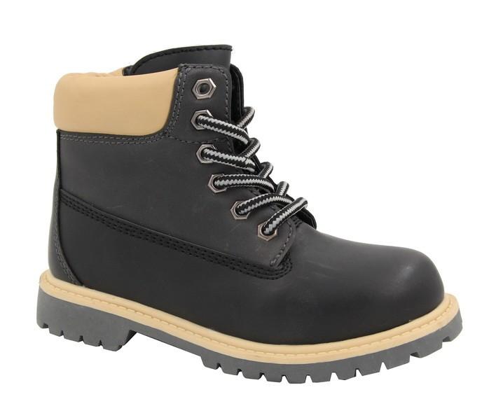 Стильные ботинки B&G для мальчика BG1722-193