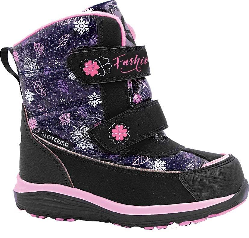 Термо обувь B&G Для девочки HL209-815