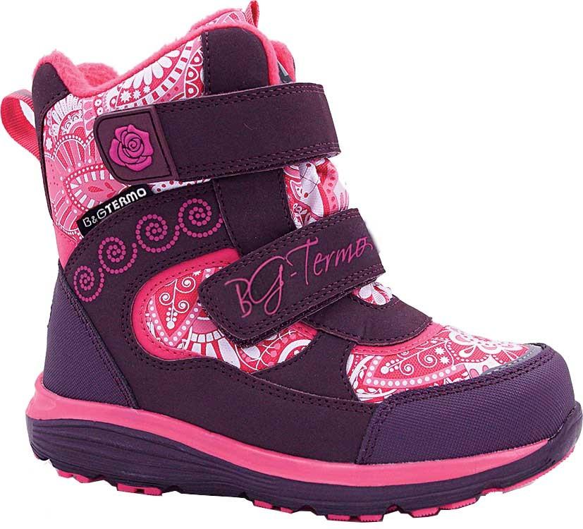 Термо обувь B&G Для девочки HL209-816