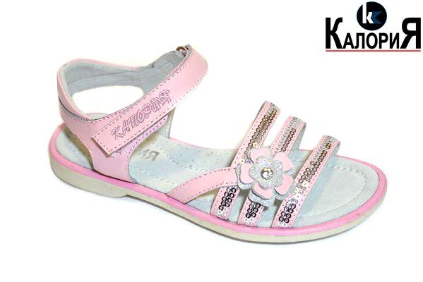 Босоножки Калория Для девочки T008-43F