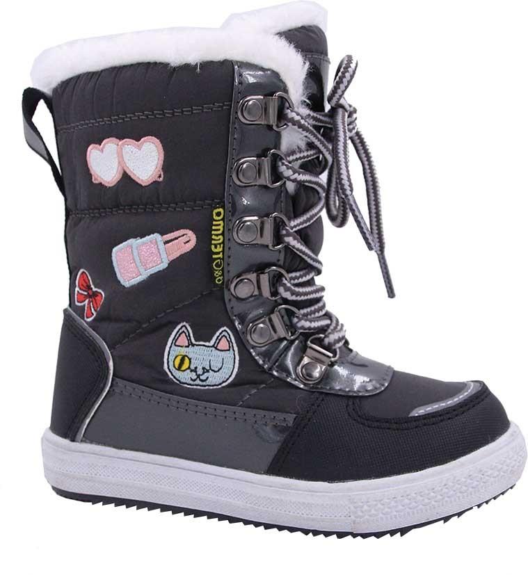 Термо обувь B&G для девочки ZTE20-30