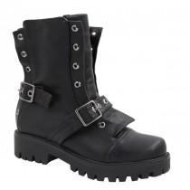 Стильные ботинки B&G для девочки KK170-316