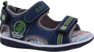 Босоножки B&G Для мальчика BG190-923