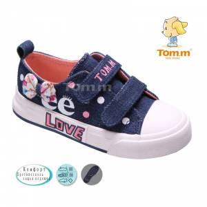 Кеды Tom.m Для девочки 1357A