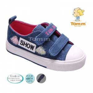 Кеды Tom.m Для девочки 1360U