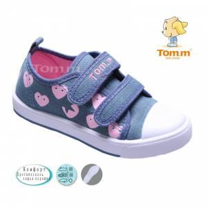Кеды Tom.m Для девочки 1389B