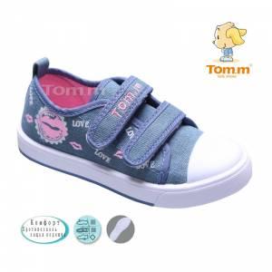 Кеды Tom.m Для девочки 1390B