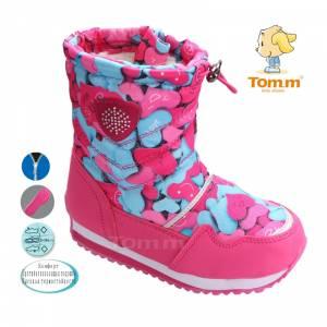 Ботинки Tom.m Для девочки 1535A