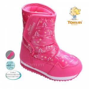Ботинки Tom.m Для девочки 1536A