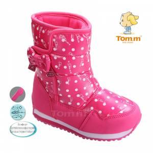 Ботинки Tom.m Для девочки 1538A