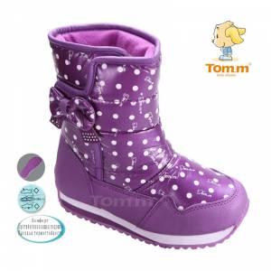 Ботинки Tom.m Для девочки 1538B