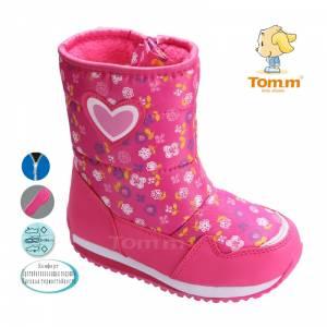 Ботинки Tom.m Для девочки 1572A