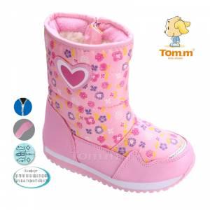 Ботинки Tom.m Для девочки 1572C