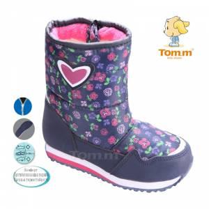 Ботинки Tom.m Для девочки 1572D