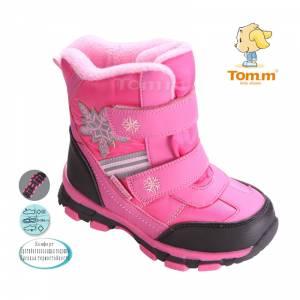 Ботинки Tom.m Для девочки 1601C