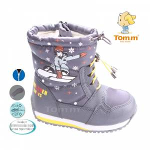 Ботинки Tom.m Для мальчика 1741C