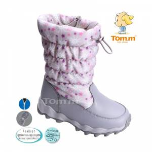 Ботинки Tom.m Для девочки 2040B