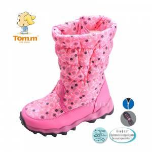 Ботинки Tom.m Для девочки 2044E