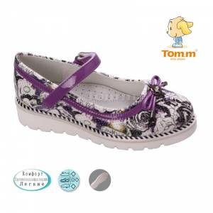 Туфли Tom.m Для девочки 3036G