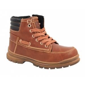 Коричневые ботинки B&G для мальчика