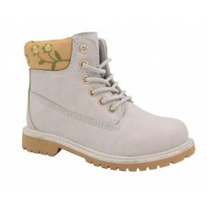 Бежевые ботинки B&G для девочки BG1722-194