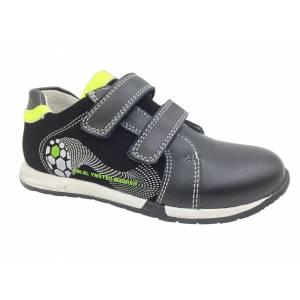 Черные кроссовки B&G для мальчика BG180-420