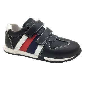 Черные кроссовки B&G для мальчика BG180-421