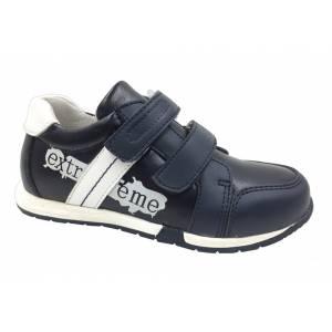 Синие кроссовки B&G для мальчика BG180-422