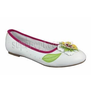 Школьные балетки B&G для девочки BG713-253
