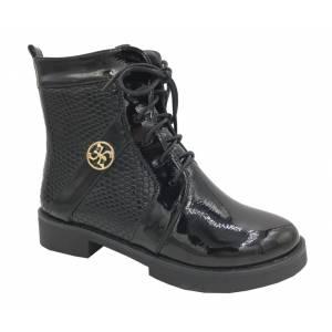 Стильные ботинки для девочки KK170-006