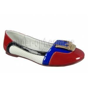 Школьные туфли B&G для девочки NY13A-5301