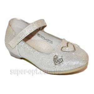 Туфли BUDDY DOG Для девочки WZ1823-12T