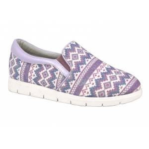 Школьные туфли B&G для девочки  ZH17190-29