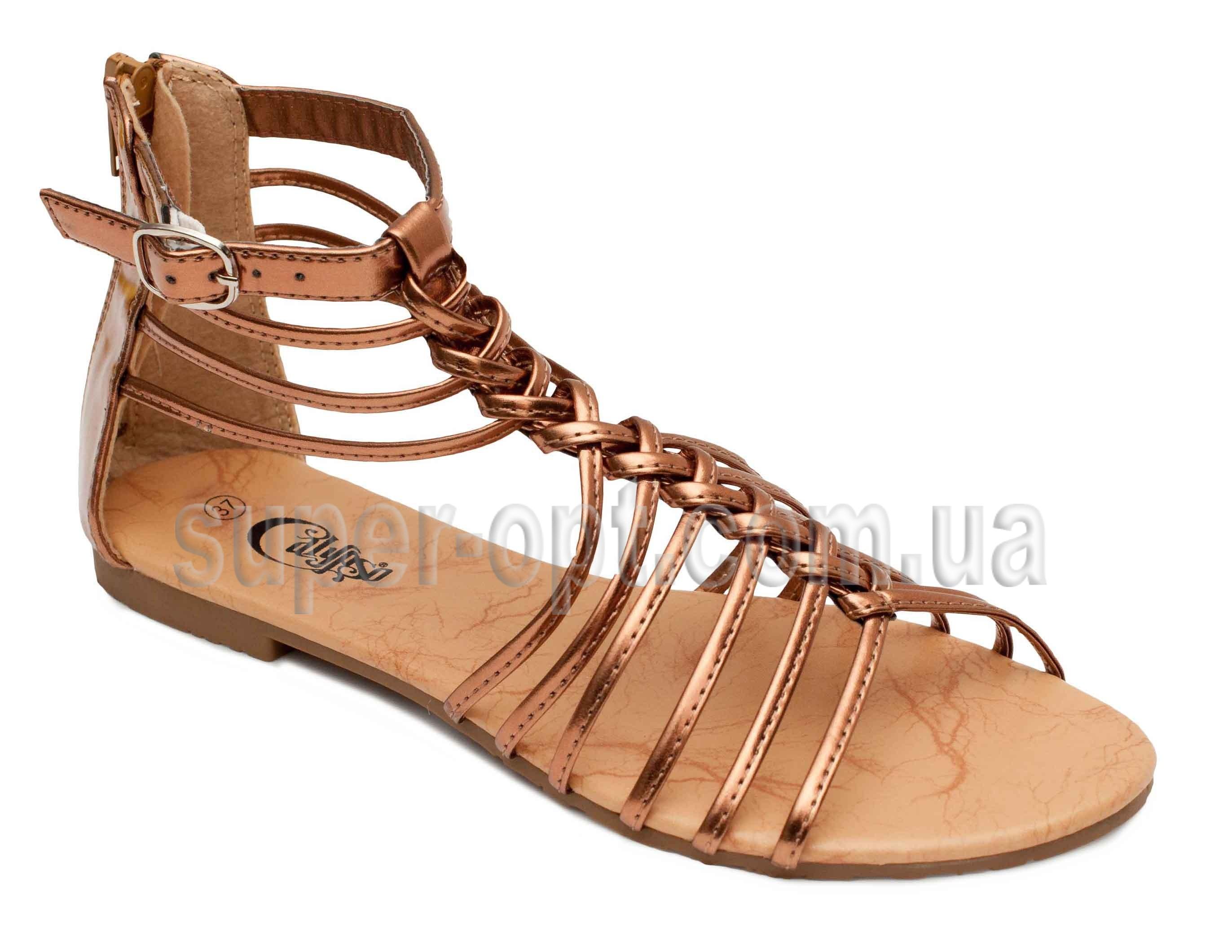 Босоніжки Calypso Для дівчинки 116002