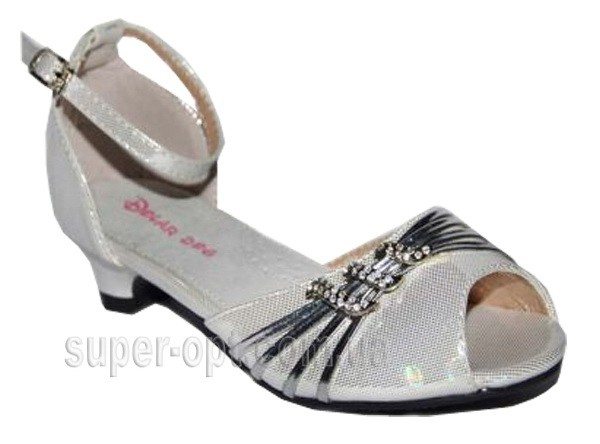Туфлі DOLAR DOG Для дівчинки 212-19_BEL