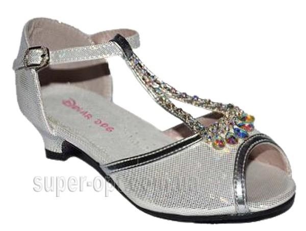 Туфлі DOLAR DOG Для дівчинки 213-26_BEL