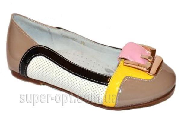 Туфлі Ельф Для дівчинки 3575-R51