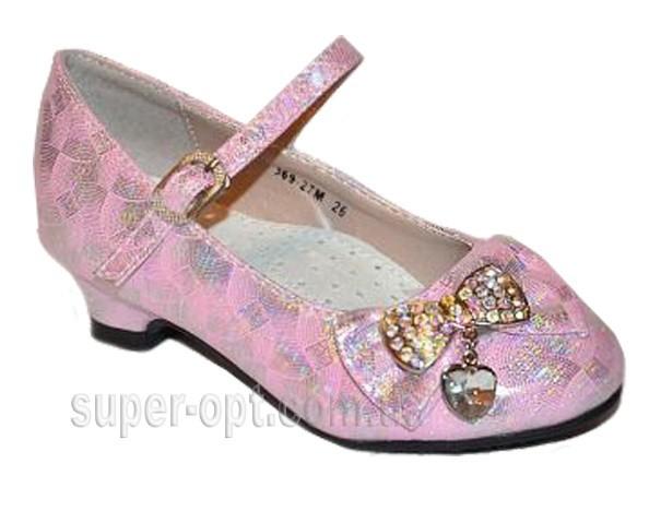 Туфлі BUDDY DOG Для дівчинки 369-27M-1