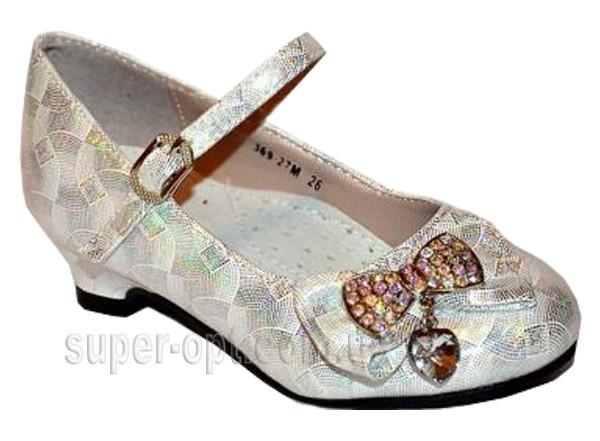 Туфлі BUDDY DOG Для дівчинки 369-27M