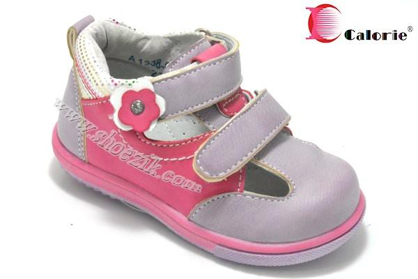 Босоніжки Калорія Для дівчинки A1338-03B