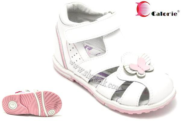 Босоніжки Калорія Для дівчинки A182-15B