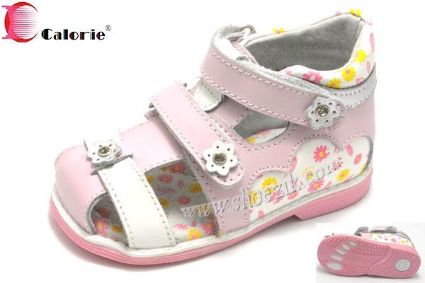 Босоніжки Калорія Для дівчинки A962-2D