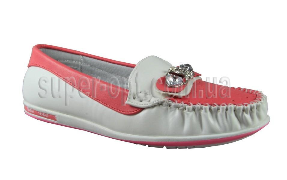 Мокасини B&G Для дівчинки BG1815-1001