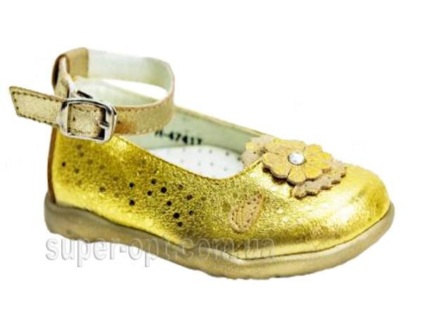 Туфлі BUDDY DOG Для дівчинки H_4741T